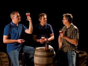 Neue, hochwertige Bierspezialitäten