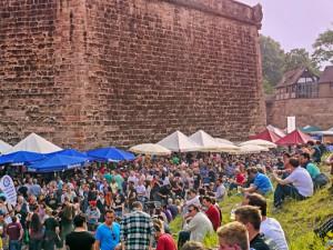 Fränkische Bierparade - Bierfest Nürnberg