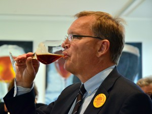 Weyermann Malz - Oberbürgermeister Andreas Starke