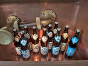 Die Bierkiultur im Fichtelgebirge.