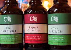 Innovativer Bier-Workshop und Romeis Brauertag: Biere aus Versuchsbrauerei
