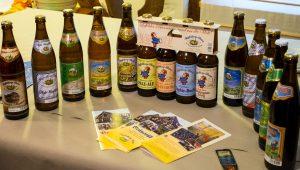 Innovativer Bier-Workshop und Romeis Brauertag: Bierpalette Loffeld Staffelberg-Bräu