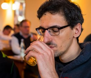Innovativer Bier-Workshop und Romeis Brauertag: Jonny Stojanovic, Tomo-Bräu Reutlingen