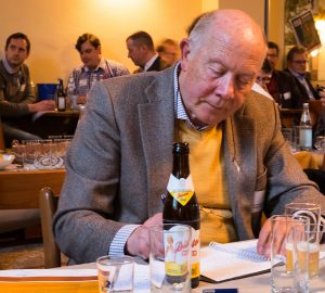 Innovativer Bier-Workshop und Romeis Brauertag: Ullrich Heyse