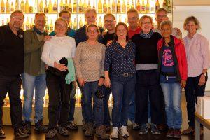 Biersommelier Markus Raupach und die Teilnehmer der BierkennerTour Spezial 2017.