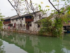 Klein Venedig in China - die Altstadt von Shaoxing
