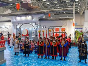 Dort ist auch die chinesische Kultur noch sehr lebendig