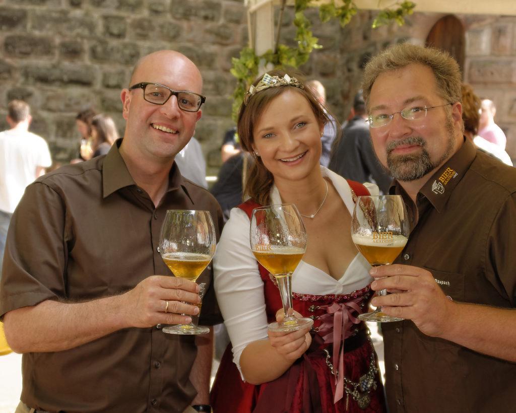 BierTalk 1 – Markus Raupach und Holger Hahn machen den Auftakt zum Podcast