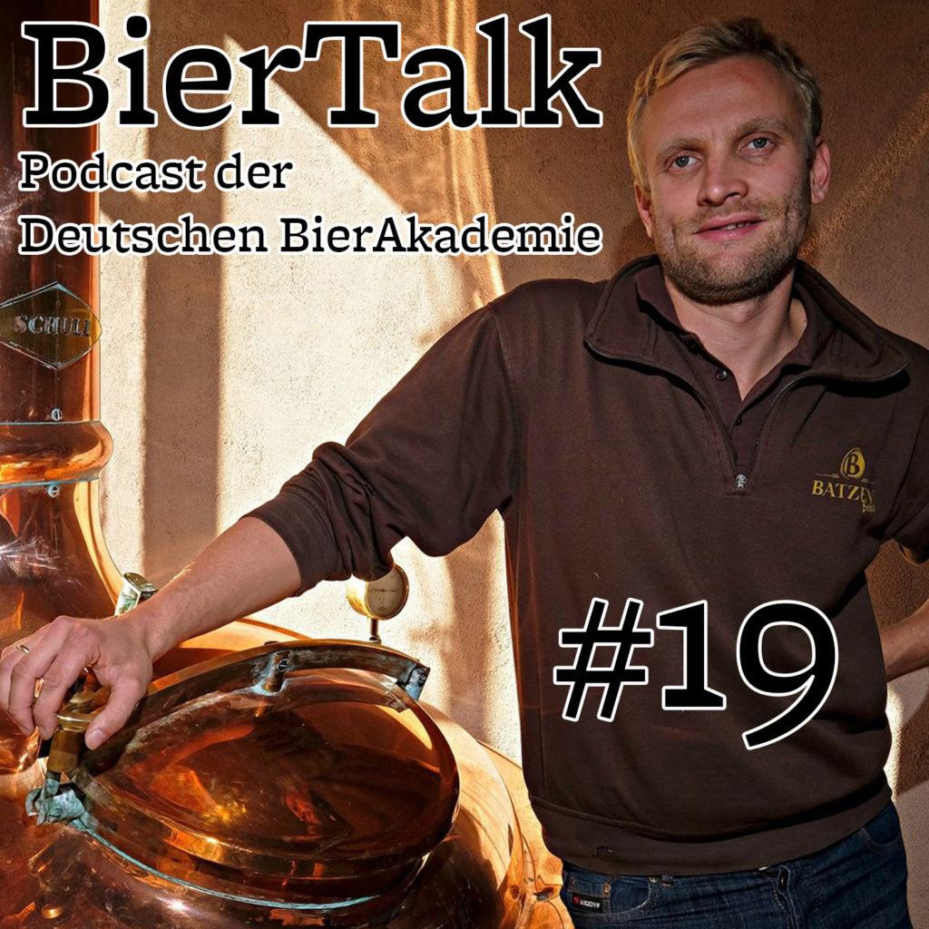 BierTalk 19 – Interview mit Christian Pichler vom Batzen Bräu in Bozen / Bolzano