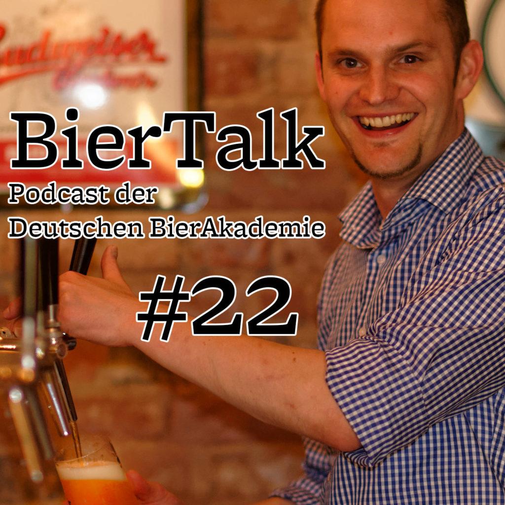 BierTalk 22 – Interview mit Sven Förster von Försters Feine Biere aus Berlin
