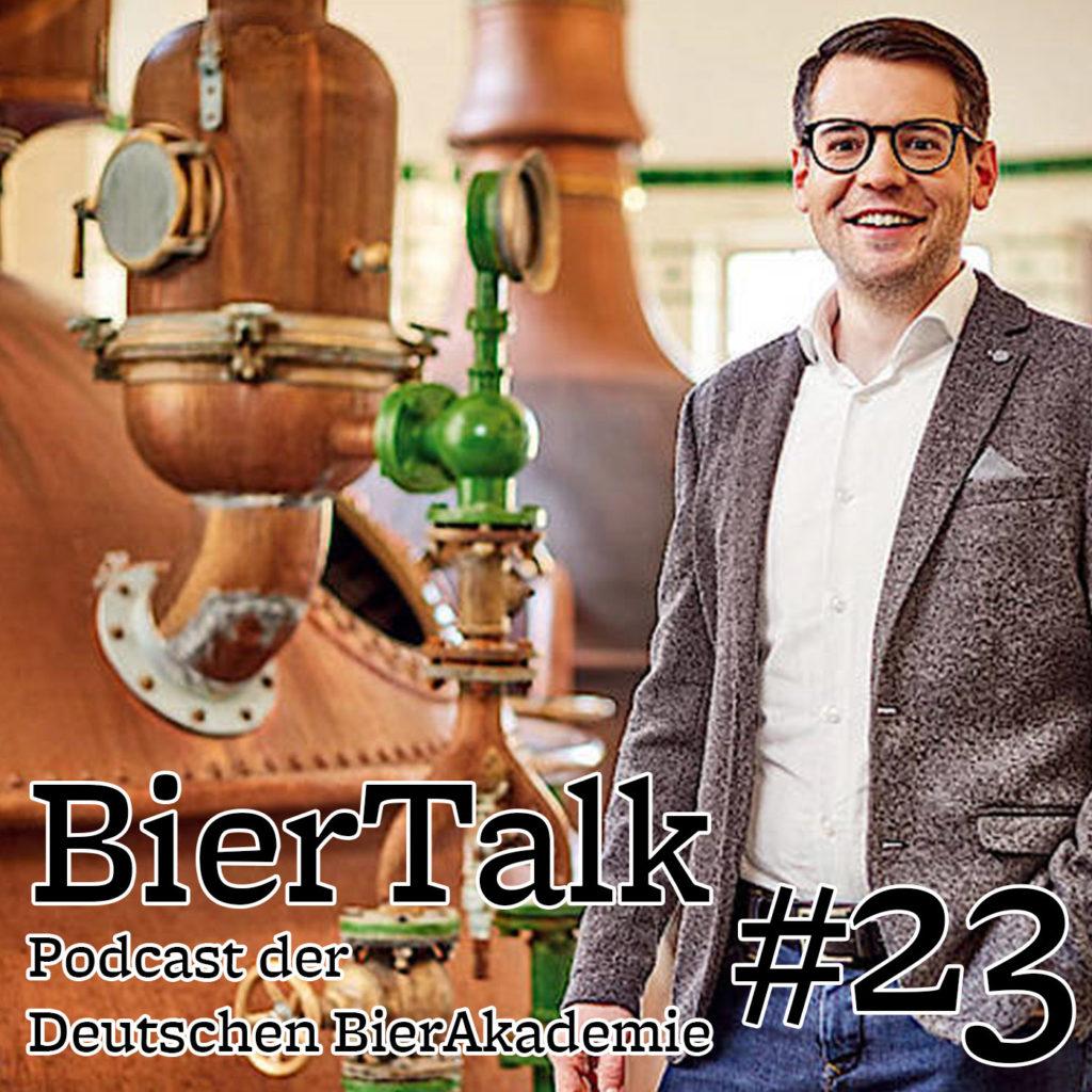 BierTalk 23 – Interview mit Bastian Leikeim von der Altenburger Brauerei aus Altenburg