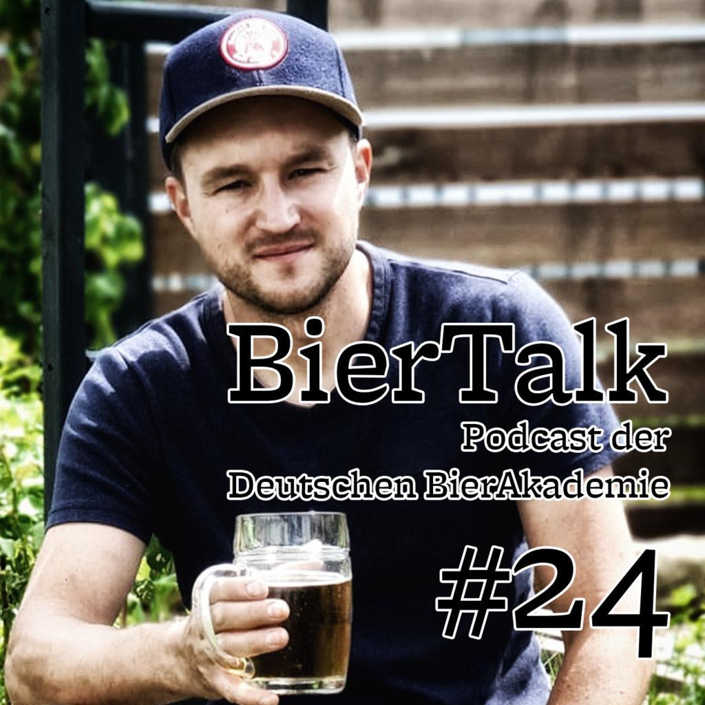 BierTalk 24 – Interview mit Daniel Stenglein aus Hirschaid, Hobbybrauer, BeerJudge und Foren-Administrator