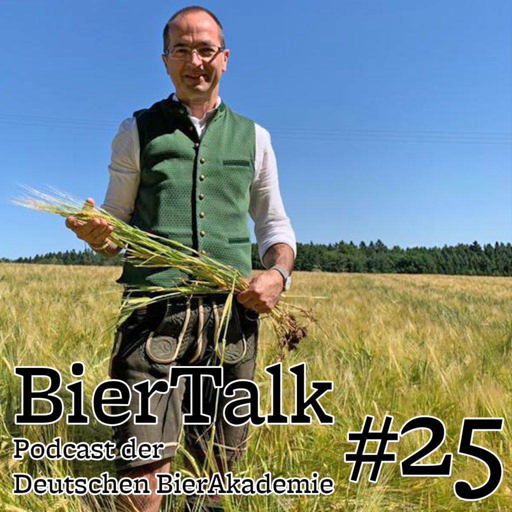 BierTalk 25 – Interview mit Walter König, Geschäftsführer beim Bayerischen Brauerbund e.V. aus München