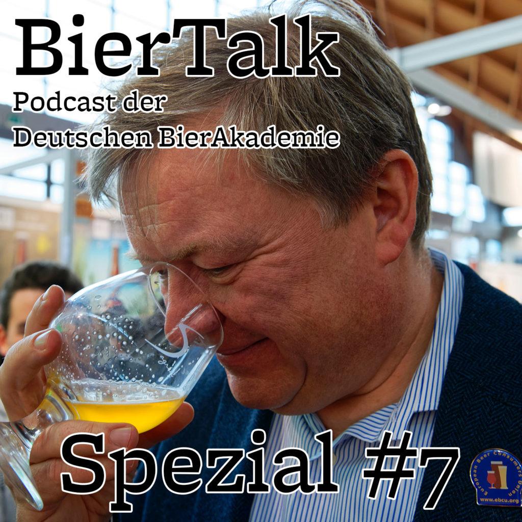 BierTalk Spezial 7 – Interview mit Henri Reuchlin, Bierprofessor vom BIERburo aus den Niederlanden