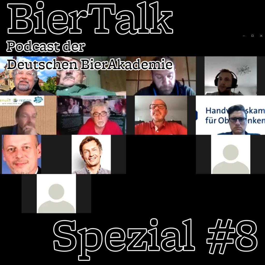 BierTalk Spezial 8 – Brauer- und Gastronomen-Konferenz der Handwerkskammer Oberfranken