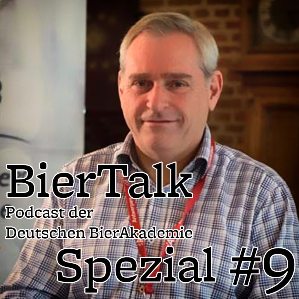 BierTalk Spezial 9 – Interview mit John Brauer, Executive Officer at The Brewers of Europe in Brüssel