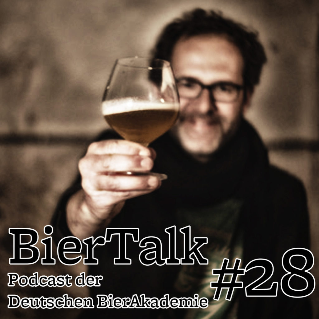 BierTalk 28 – Interview mit Thomas Tyrell vom Tyrell BrauKunstAtelier aus Berlin