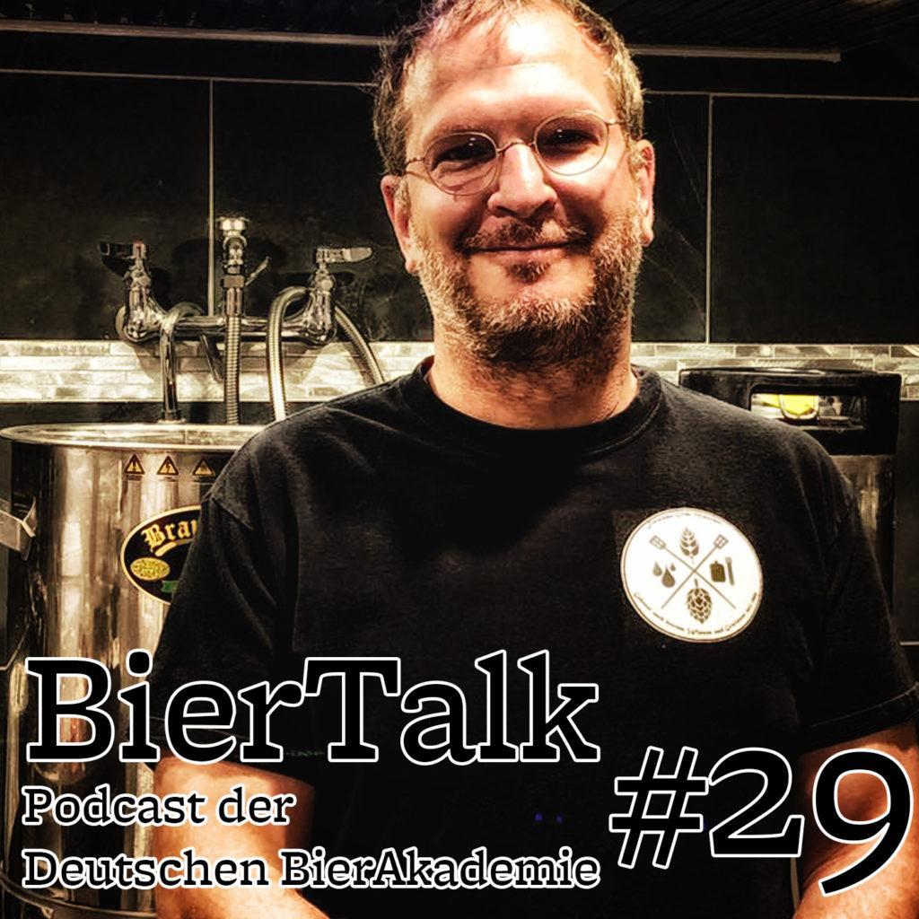 BierTalk 29 – Interview mit Jan Brücklmeier, Bierbuchautor aus Aurora, Ohio