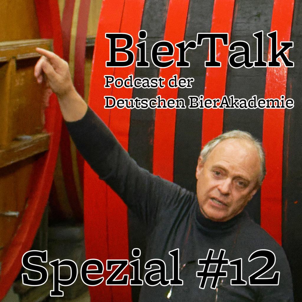 BierTalk Spezial 12 – Interview 2 mit Frank Boon von der Brouwerij Boon in Lembeek
