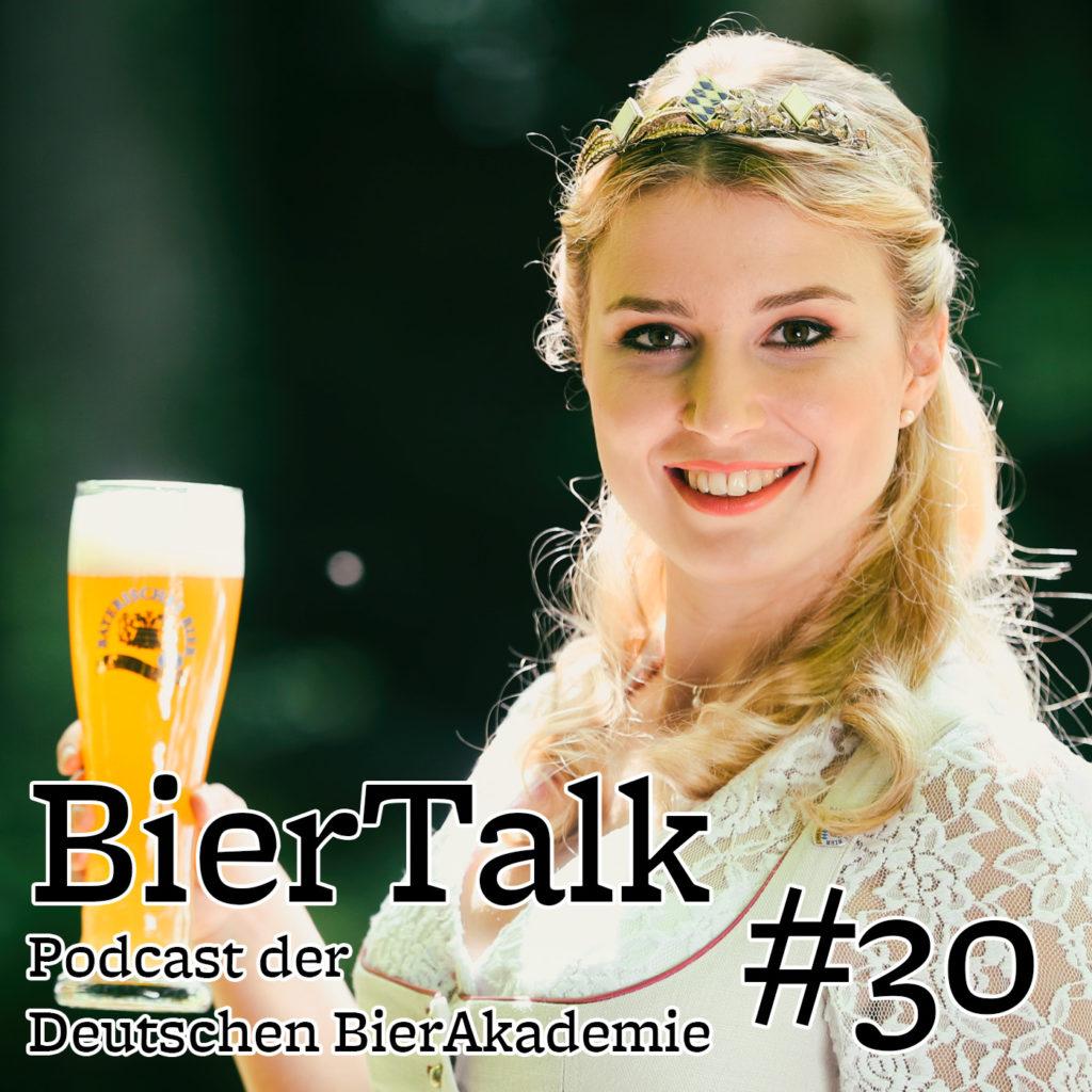 BierTalk 30 – Interview mit Sabine Anna Ullrich, Ex-Bierkönigin aus Würzburg