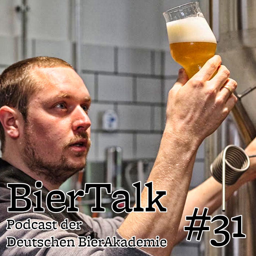 BierTalk 31 – Interview mit Simon Rossmann, Betriebsleiter bei Giesinger in München