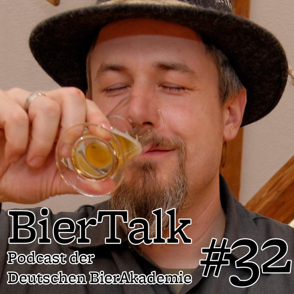 BierTalk 32 – Interview mit Oliver Wesseloh, Kreativbrauerei Kehrwieder, aus Hamburg