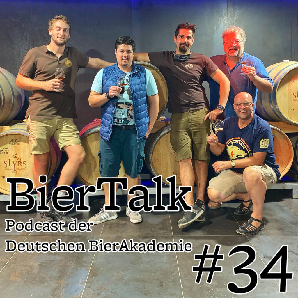 BierTalk 34 – Live vor Ort im Batzenbräu Bozen mit Thomas Münster, Tobi Tratter und André Hofer