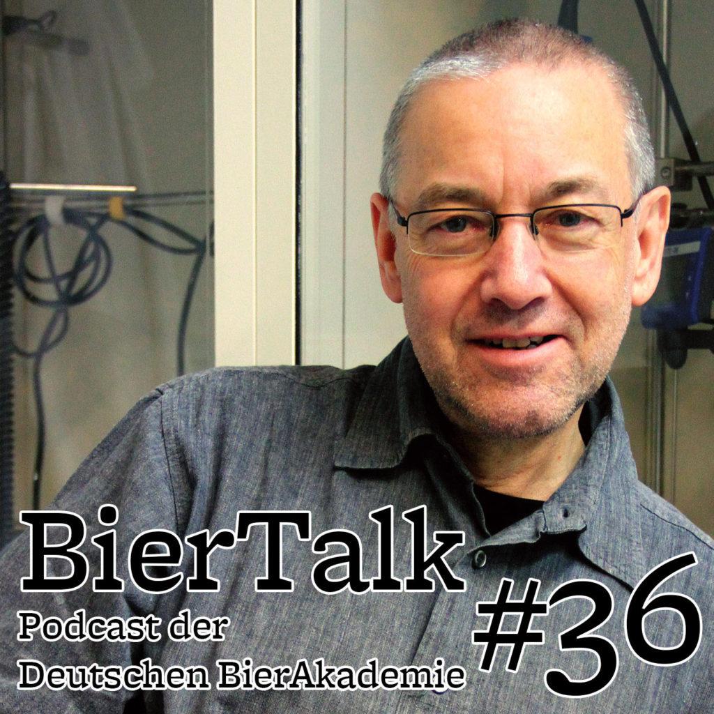 BierTalk 36 – Interview mit Thomas A. Vilgis, Professor für Physik an der Universität Mainz und Autor von BeerPairing