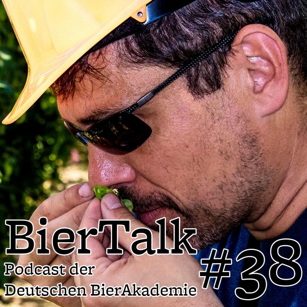 """BierTalk 38 – Interview mit Dr. Marc Rauschmann, Geschäftsführer """"Internationale Brau-Manufacturen GmbH"""", aus Frankfurt"""