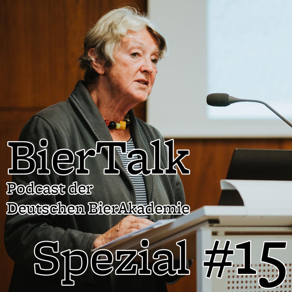 BierTalk Spezial 15 – Interview mit Prof. Dr. Dorothea Schmidt aus Wien, Autorin von Das Bier in der NS-Zeit