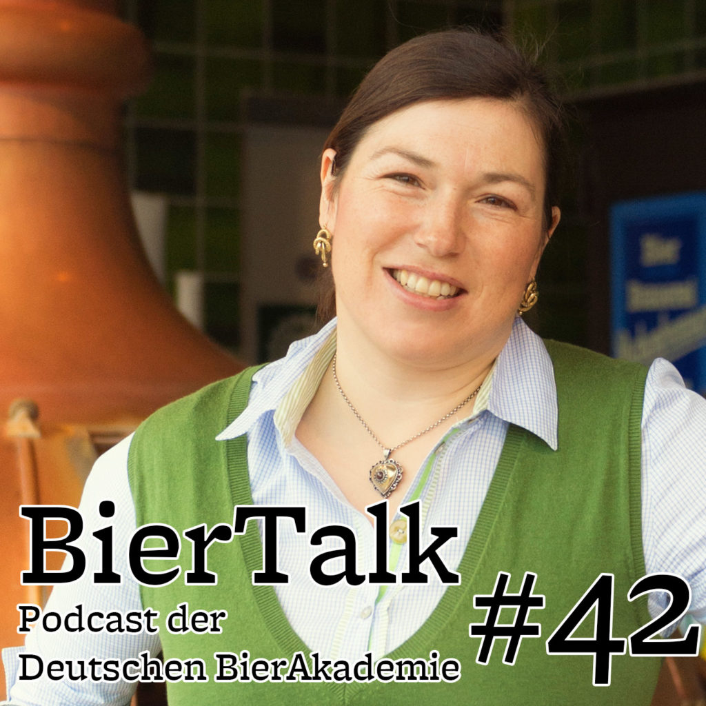 BierTalk 42 – Interview mit Barbara Lohmeier-Opper aus Loh, Braumeisterin, Youtuberin, Mutter und Mädchen für alles