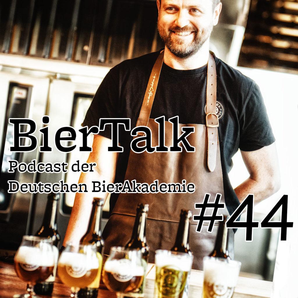 BierTalk 44 – Interview mit Michael König, Biersommelier für Maisel & Friends aus Bayreuth