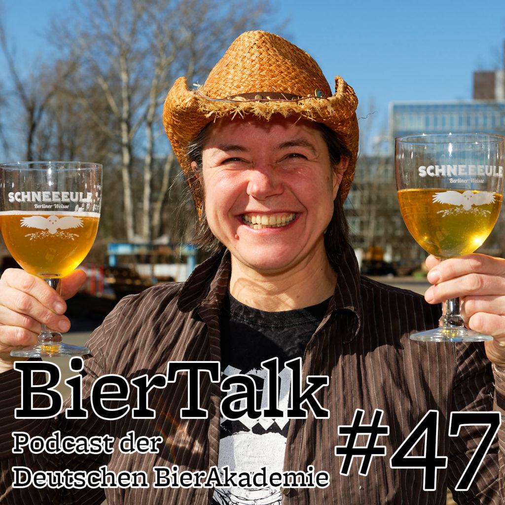 BierTalk 47 – Interview mit Ulrike Genz von Schneeeule aus Berlin