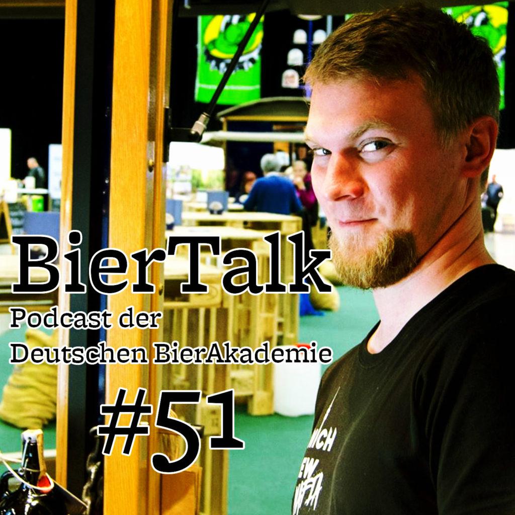 BierTalk 51 – Interview mit Dario Stieren von der Munich Brew Mafia aus München
