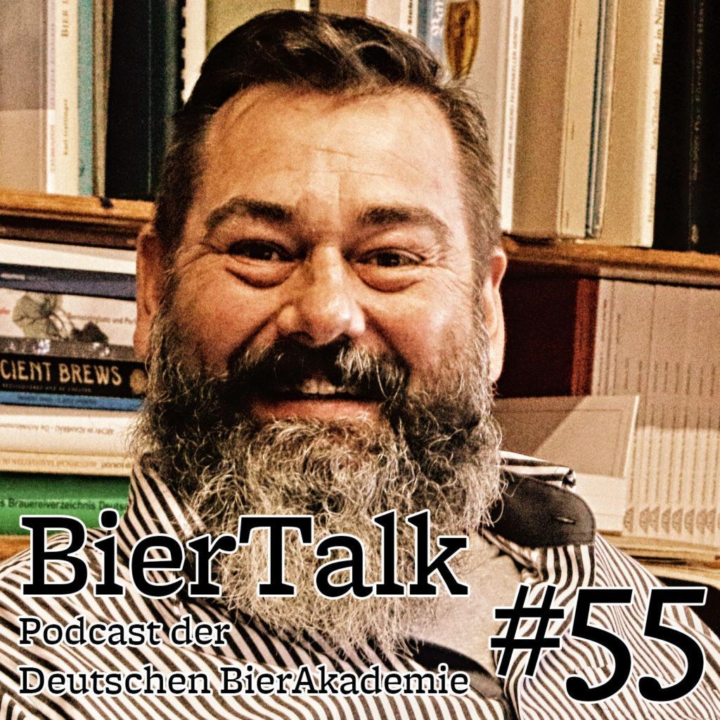 BierTalk 55 – Interview mit Dr. Martin Zarnkow, Brauer, Mälzer und Forscher an der TU München in Weihenstephan