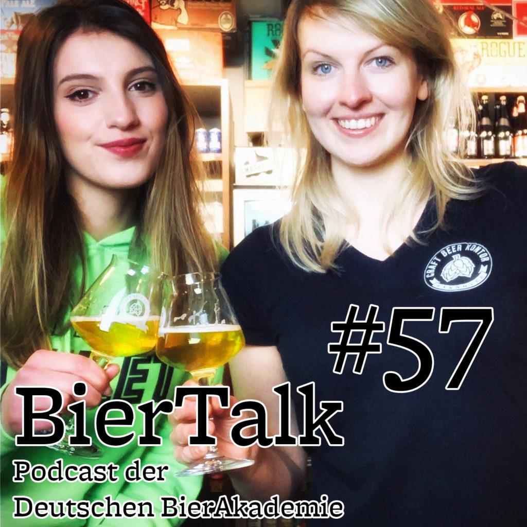 BierTalk 57 – Interview mit Janina und Chiara Crowder vom Craft Beer Kontor Hannover