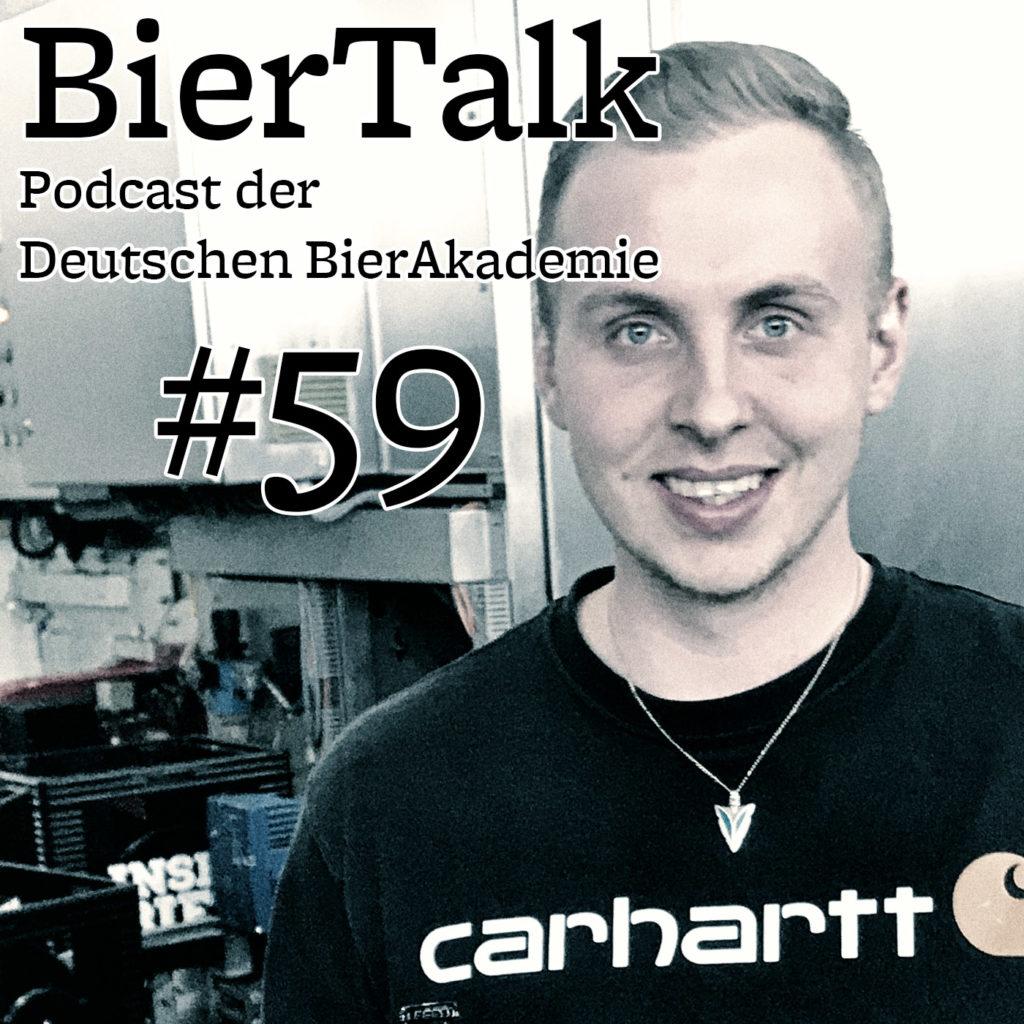 BierTalk 59 – Interview mit Benny Wabnig von der Inselbrauerei auf Reichenau im Bodensee