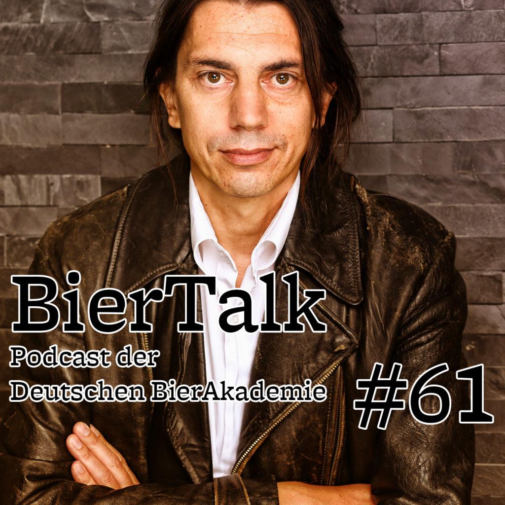BierTalk 61 – Interview mit Thomas Lang, Bier-Bestsellerautor, Kabarettist und Anwalt aus Stuttgart