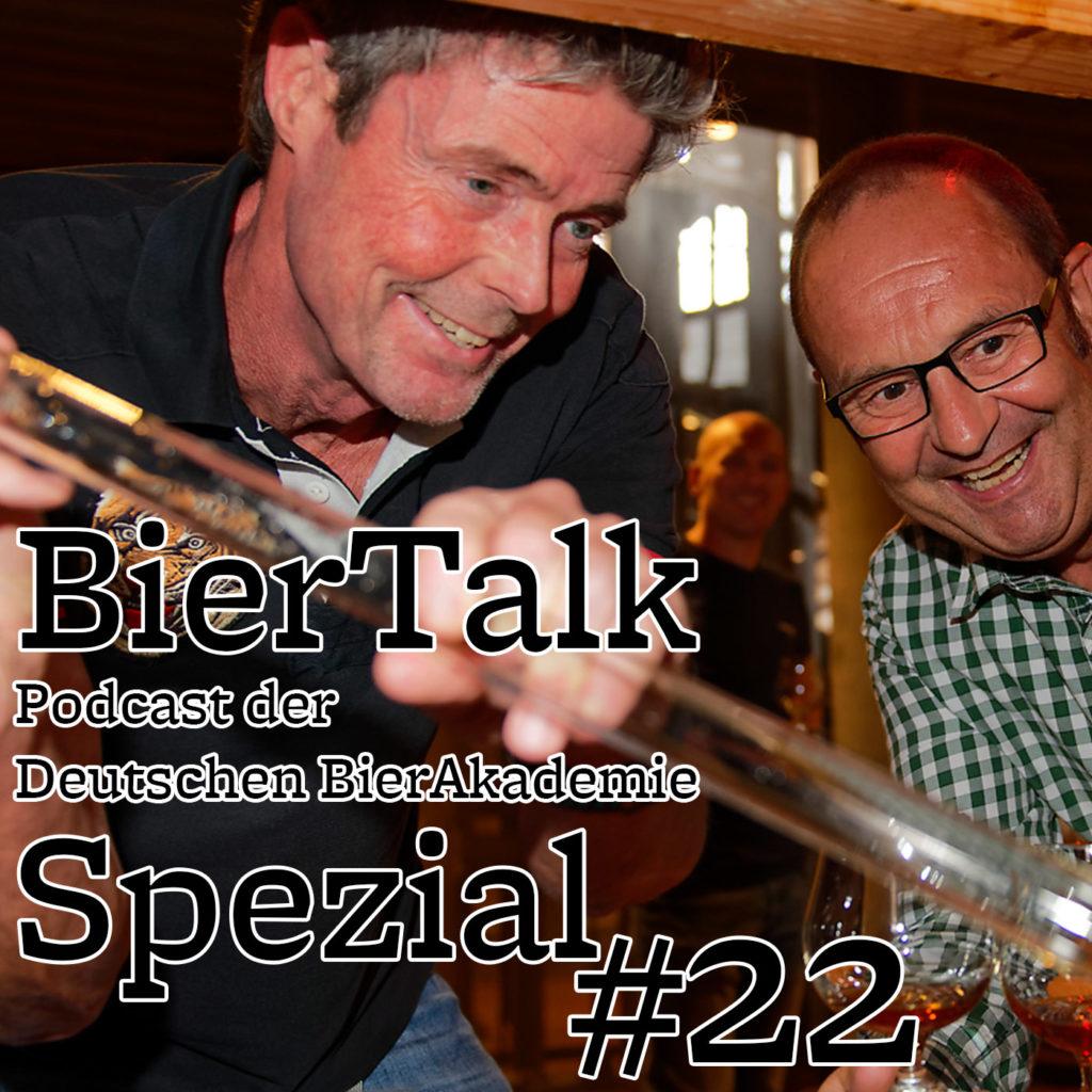 BierTalk Spezial 22 – Interview mit Bernd Wagemann, Erster Braumeister, und Gunther Butz, Geschäftsführer, von Tucher Bräu aus Nürnberg