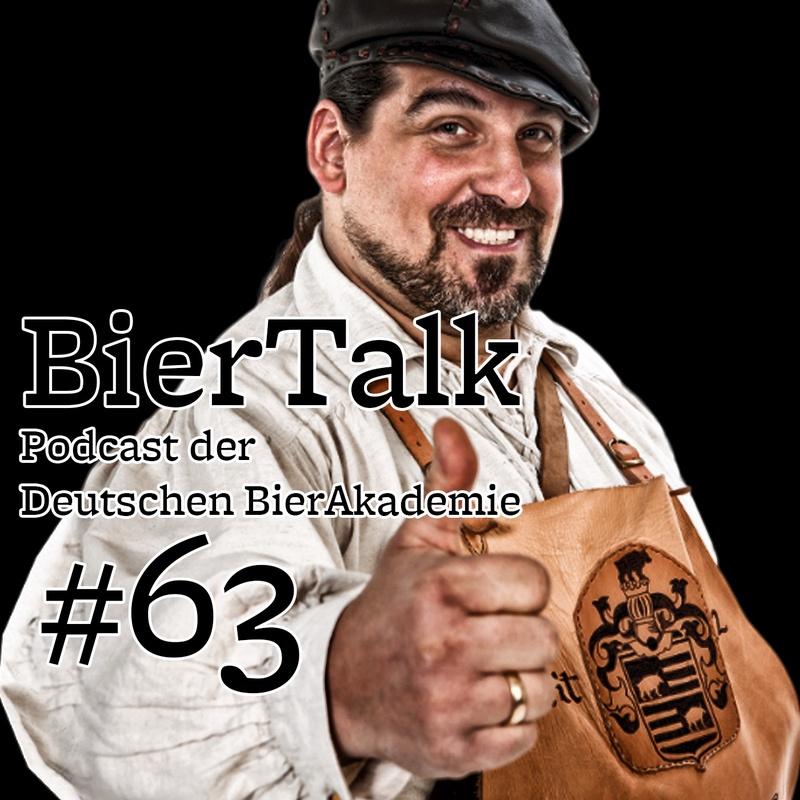BierTalk 63 – Interview mit Sven Bleiber, Brauer, Biersommelier und Bierkönig bei der Privatbrauerei Barre in Lübbecke
