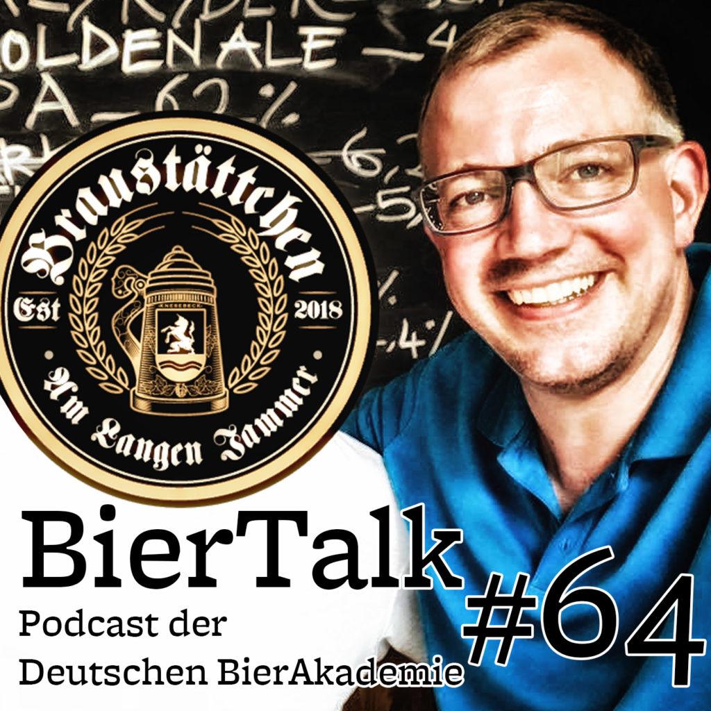BierTalk 64 – Interview mit Dr. Christian Temme, Chemiker, Ex-Polarforscher und Betreiber des Braustättchen in Hamburg