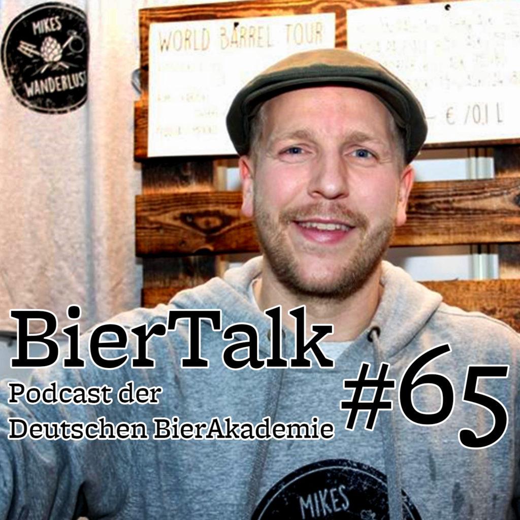 BierTalk 65 – Interview mit Michael Sturm, Braumeister, Biersommelier und Inhaber der Brauerei Krieger in Landau / Isar