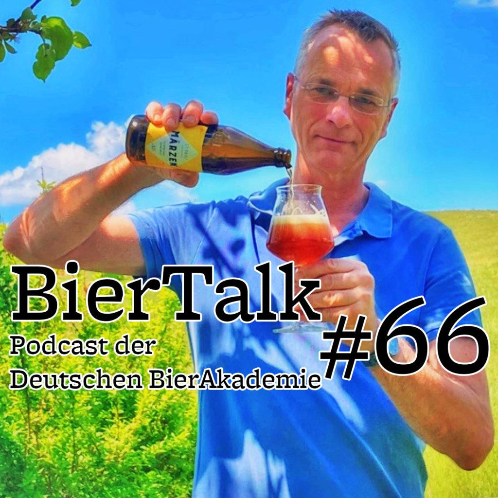 BierTalk 66 – Interview mit Martin Zuber, Braumeister, Biersommelier und Inhaber von MZ Brew Consulting in Holzkirchen