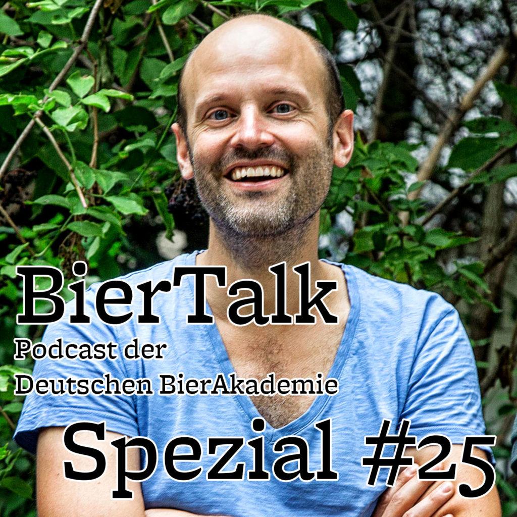 """BierTalk Spezial 25 – Interview mit Jörn Gutowski, dem Gründer von Try Foods aus Berlin, im Podcast """"Geschmackssache"""""""