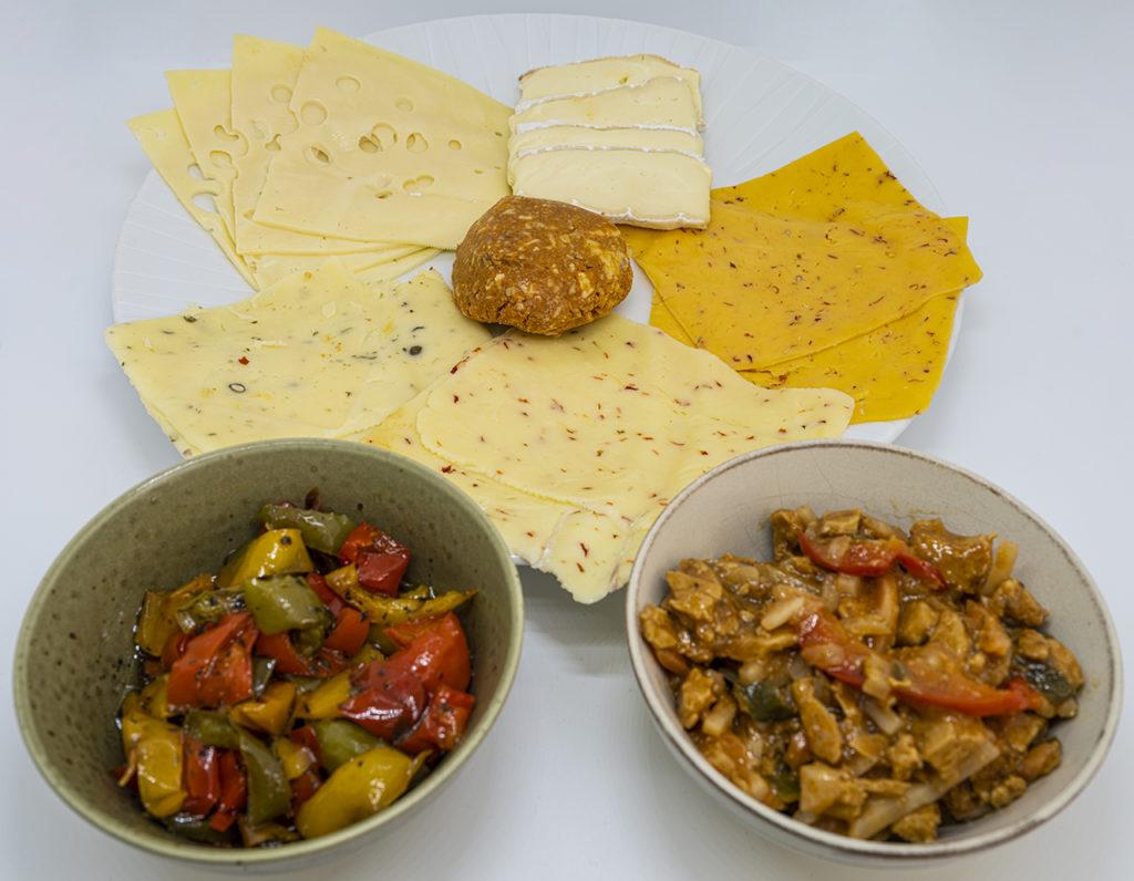 Brotzeit Online Tasting vegetarisch oder vegan