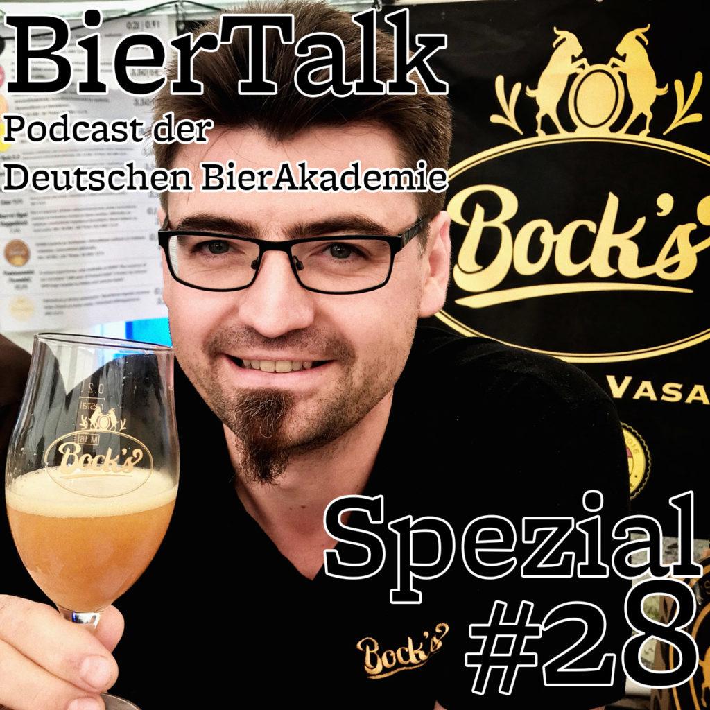BierTalk Spezial 28 – Interview mit Alexander Maier von der Bock's Corner Brewery in Vaasa, Finnland