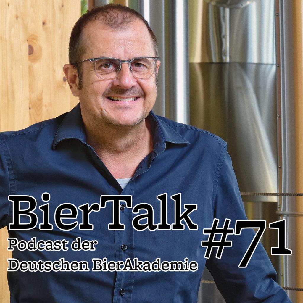 BierTalk 71 – Interview mit Dominik Eichhorn, Inhaber der Schlossbrauerei Reckendorf