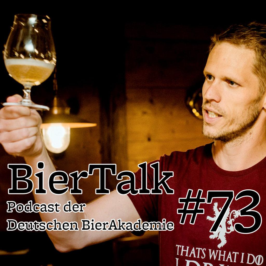 BierTalk 73 – Interview mit Oliver Klamminger aus Salzburg, Biersommelier und Gründer von Bier OK